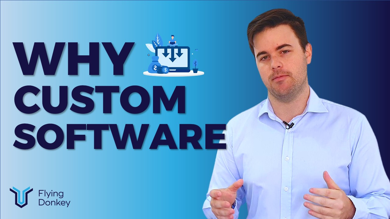 Why Custom Software?