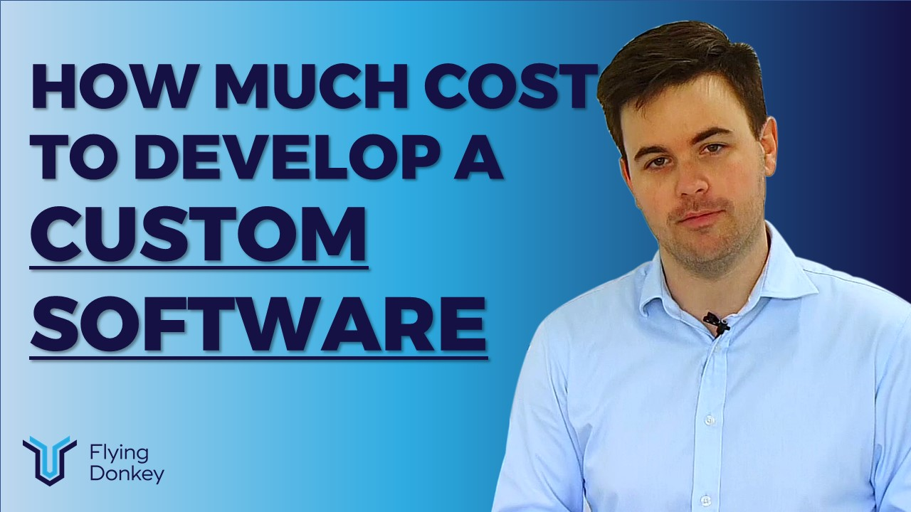 How much does it cost to develop software?