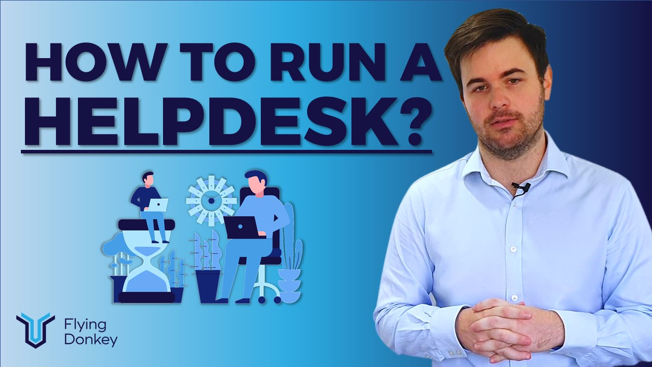 How to Run a Help Desk