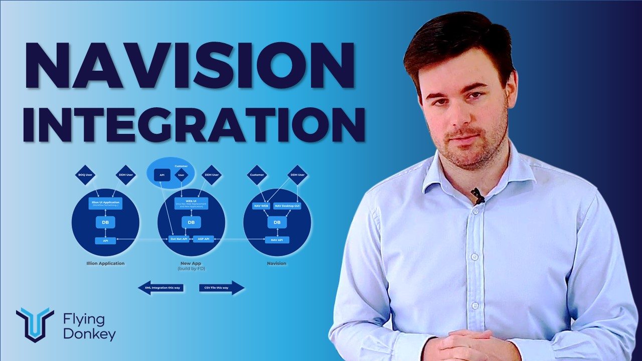 Integrating with Navision to Improve Workflow