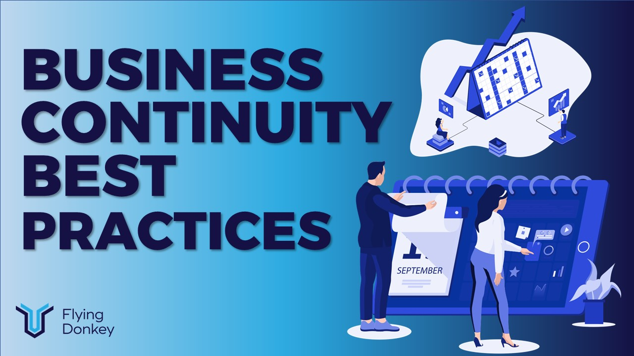 The impact of technology on business continuity planning