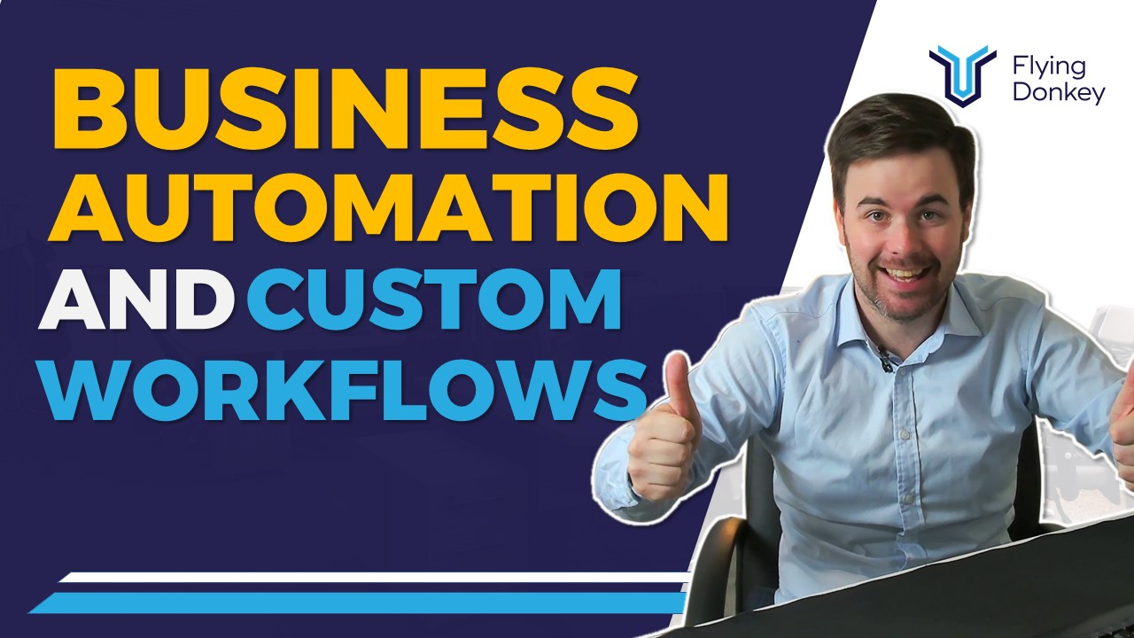 Business Automation with Custom Workflows